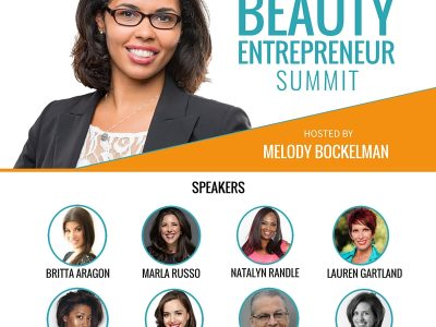 Beauty Entrepreneur summit is live now!