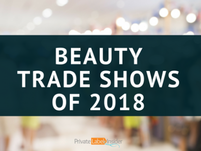 Beauty Trade Shows of 2018